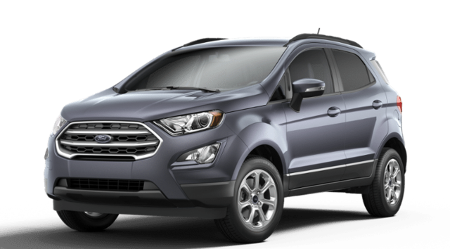 New 2019 Ford EcoSport SE SUV for sale in Hampton, VA